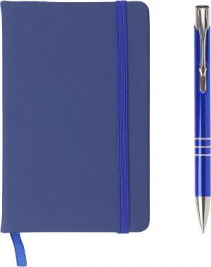 Anteckningsblock med penna
