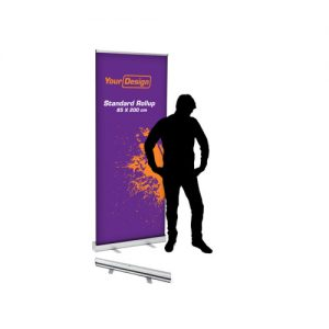 Rollup standard (85x200 cm) Kampanj